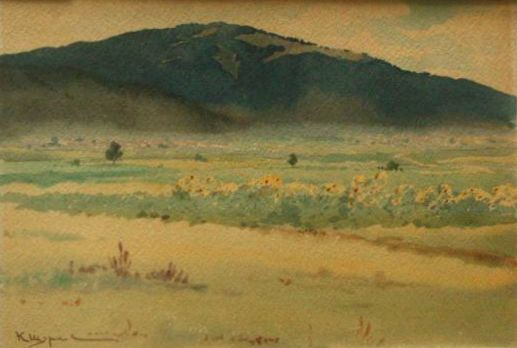 Пейзаж с Витоша