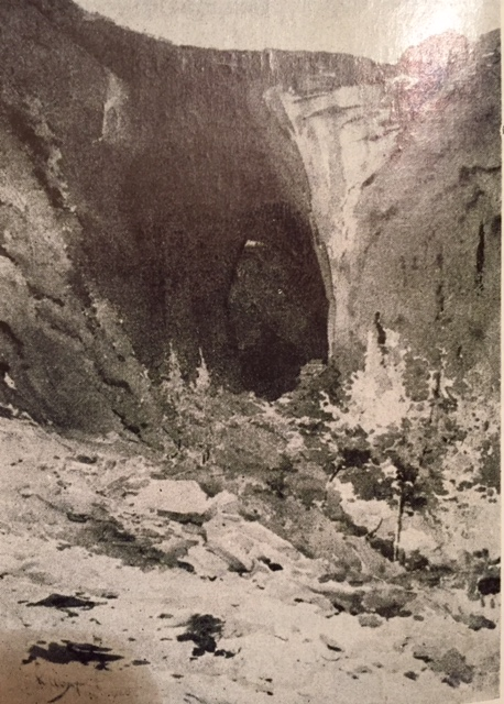 Karlukovo cave