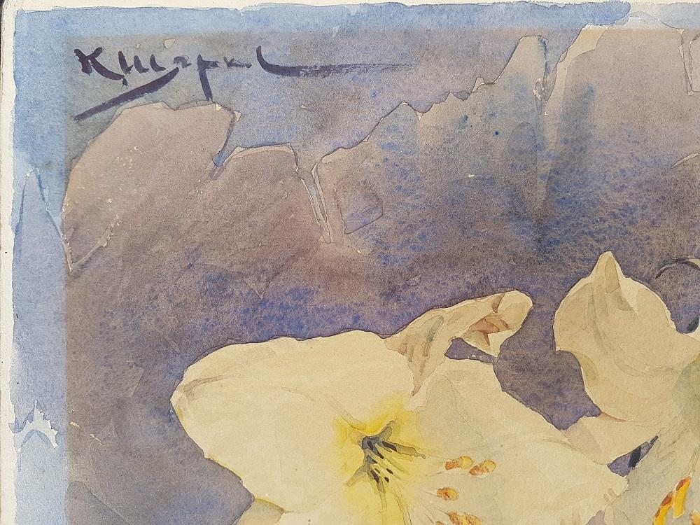 Lilium before - detail 2